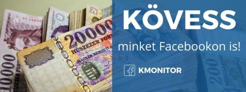 Lájkold a K-Monitort Facebookon!